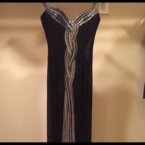 Authentic Bob Mackie Evening Gown
